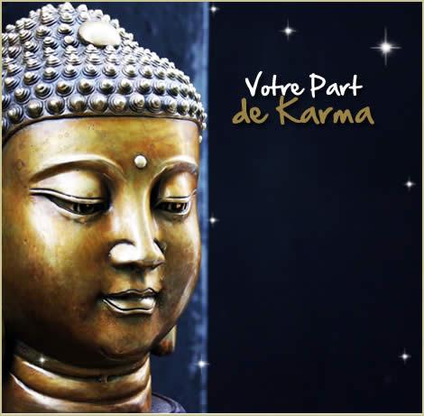 Votre part de karma