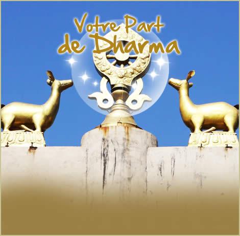 Votre part de dharma