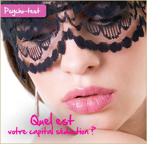 Quel est votre capital séduction ?