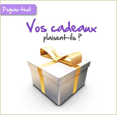 Vos cadeaux plaisent-ils ?