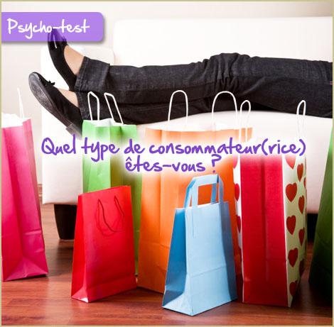 Quel consommateur êtes-vous ?