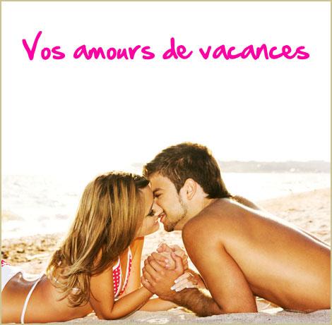 Vos amours de vacances