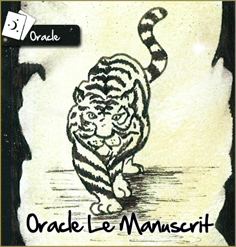 L'oracle le manuscrit
