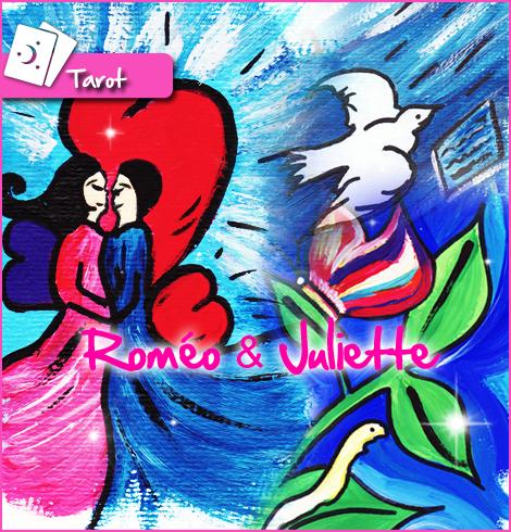 Le tarot de Roméo et Juliette