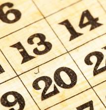 Votre numérologie mensuelle