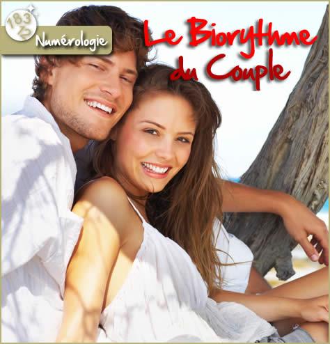 Le biorythme du couple